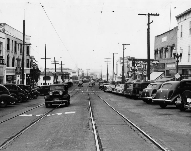 Pacific Ave. 1938