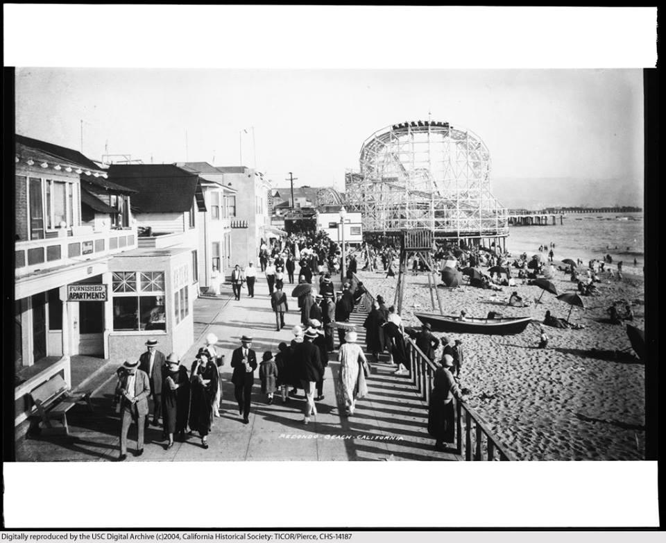 Redondo Beach Boardwalk