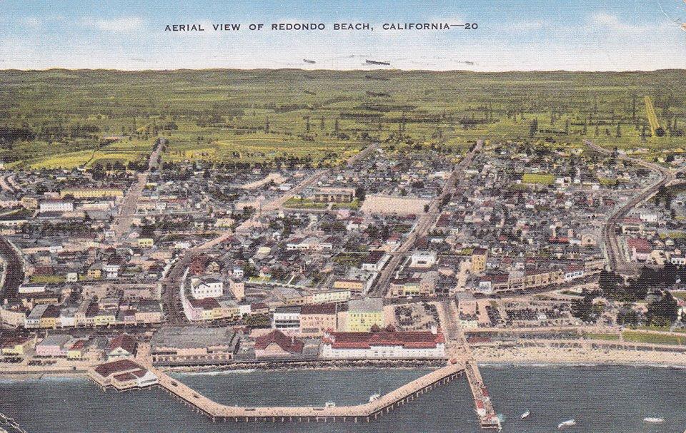 Redondo Beach Early Years