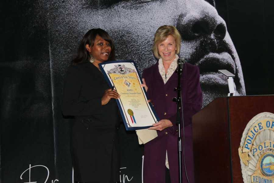 Redondo honors MLK
