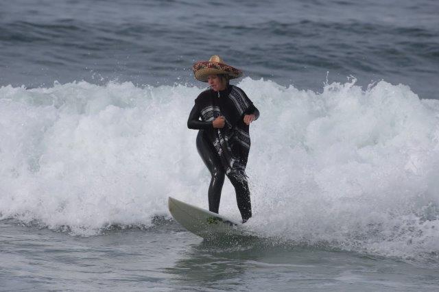Surfin sombrero by Balzer