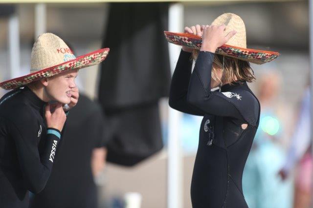 Team sombrero by Balzer