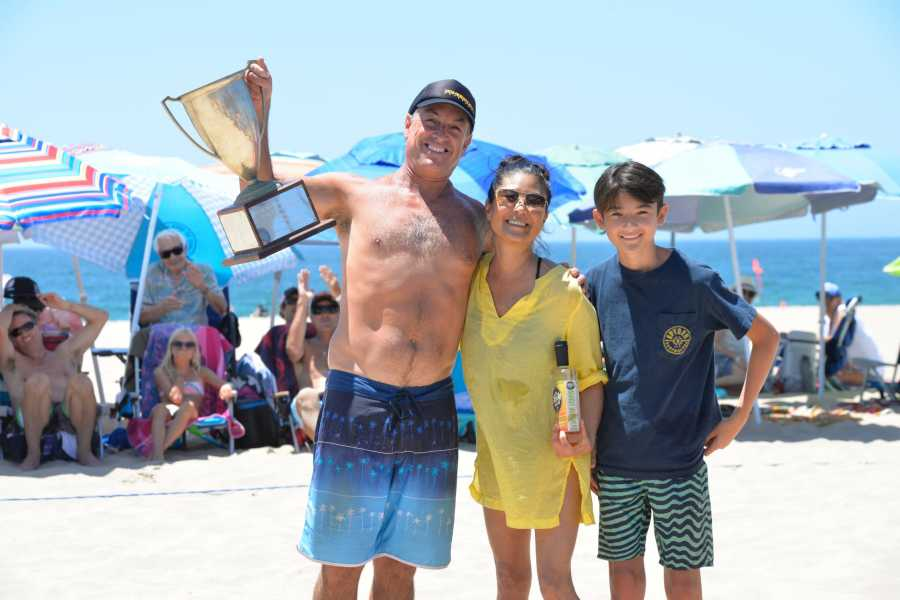 Seawright Volleyball tradition