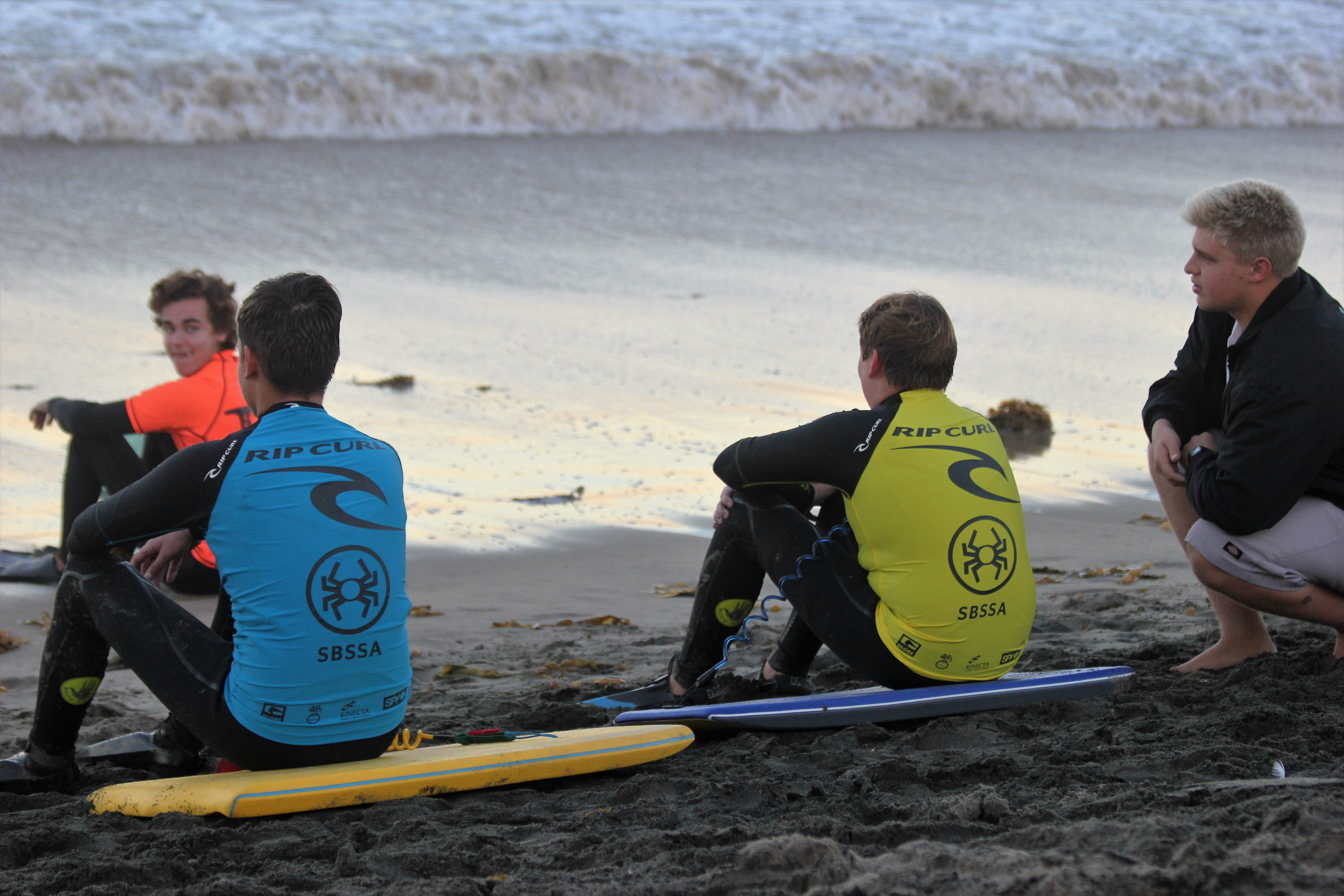 HIGH SCHOOL SURF: PV wins in Battle of Torrance Beach, Purcell-led