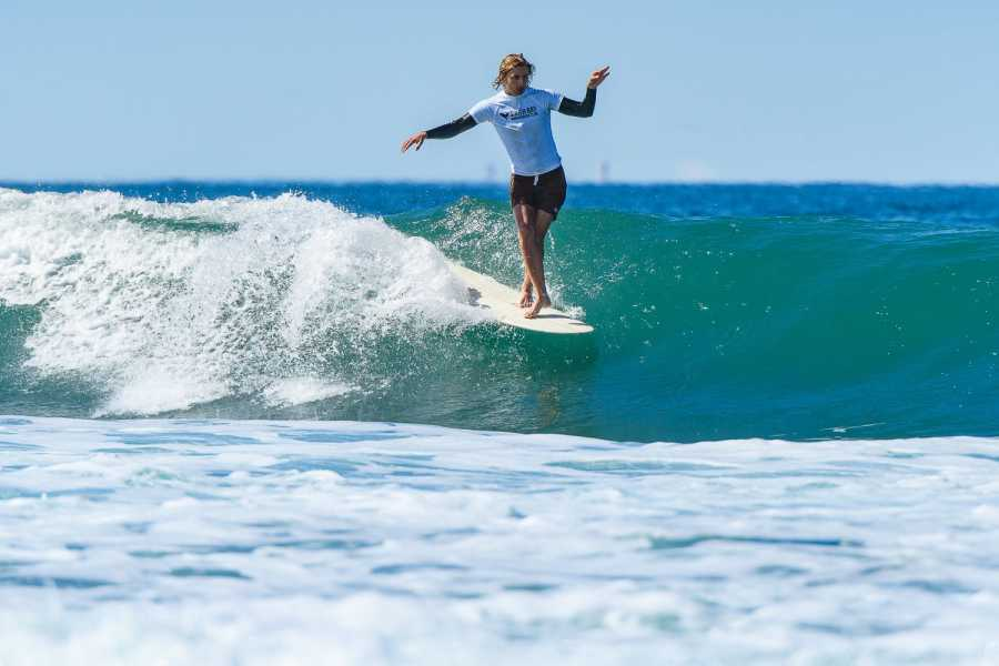 The South Bay Boardriders ET. Surfing Contest