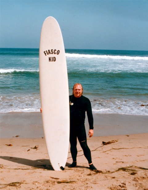 John V Surfing